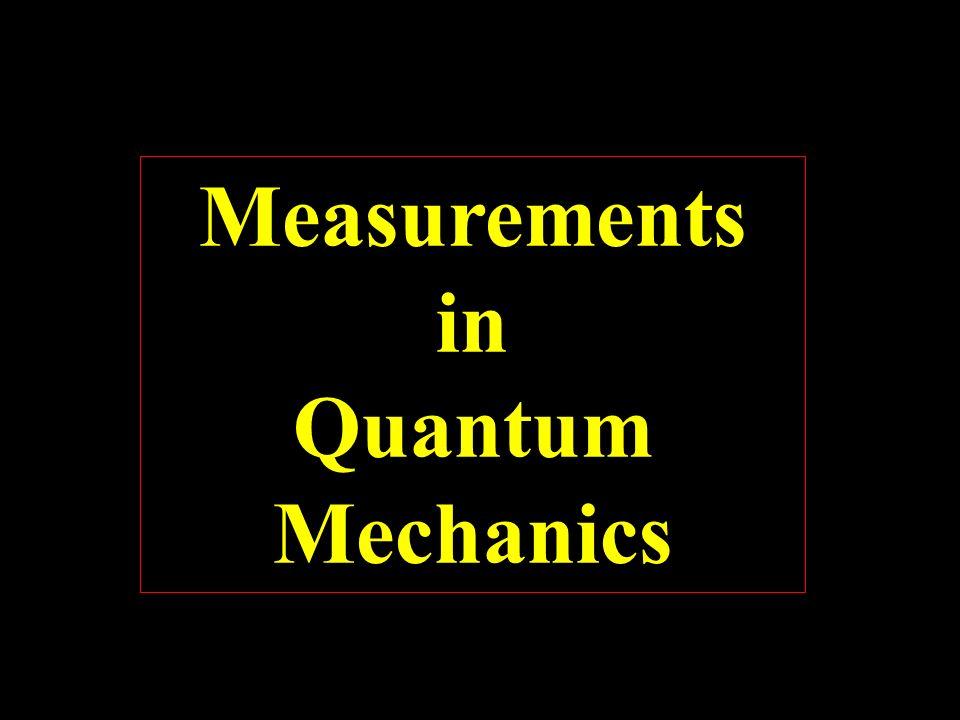 """W praktyce stosujemy kopenhaską interpretacje mechaniko kwantowej – """"oficjalny pogląd profesjonalnych fizyków  Zadanie fizyków to przewidzieć wyniki doświadczeń, MK pozwala to zrobić,  Nie stajemy w obliczu problemów epistemologicznych."""