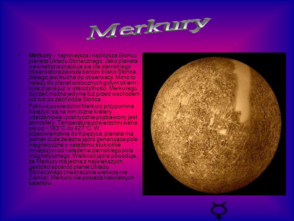 Uran – siódma w kolejności od Słońca planeta Układu Słonecznego.