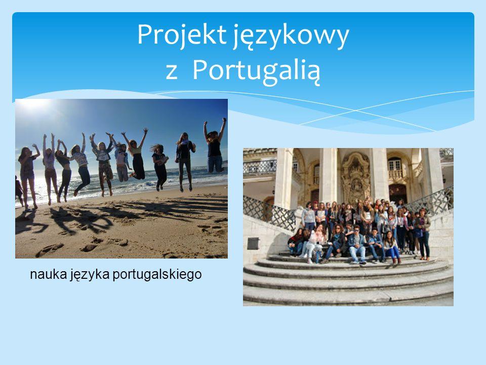 Projekt językowy z Portugalią nauka języka portugalskiego