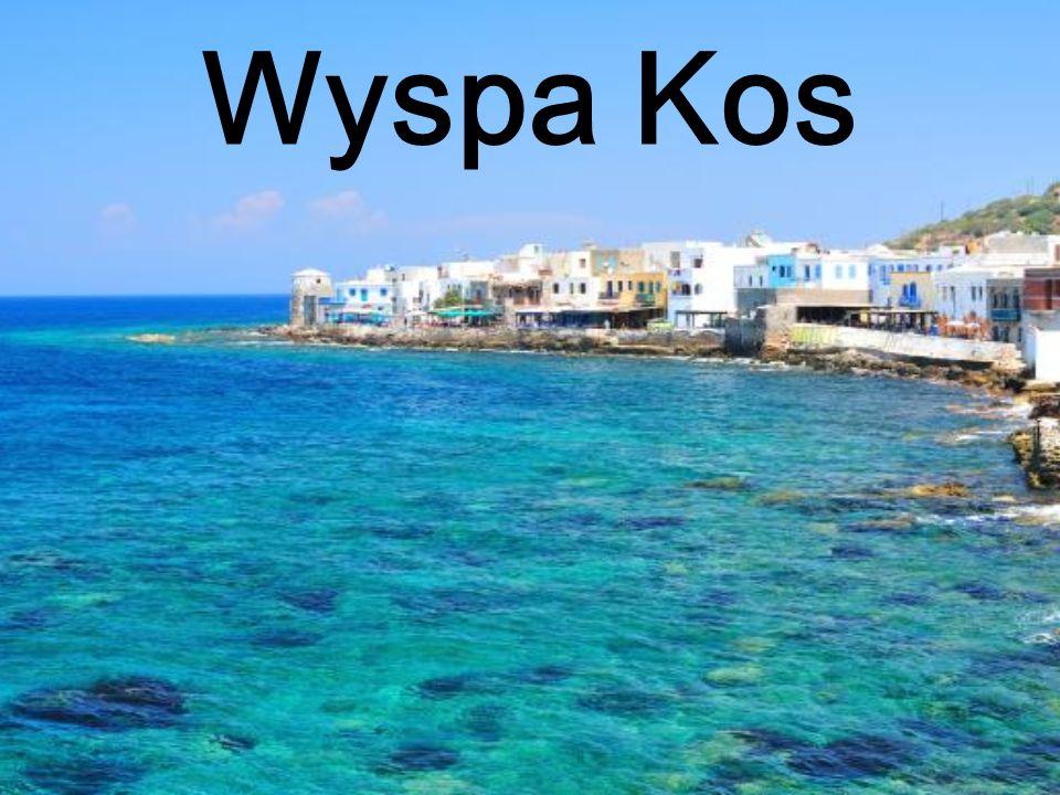 Wyspa Kos