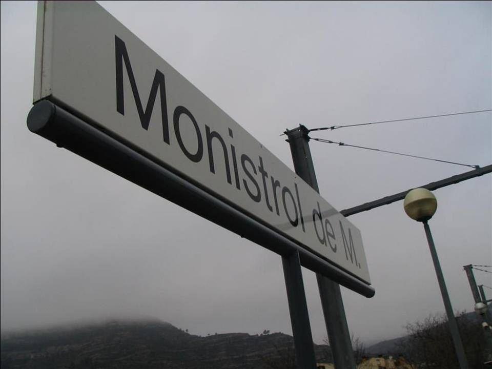 Montserrat – masyw górski w Katalonii, około 40 km na północny zachód od Barcelony.
