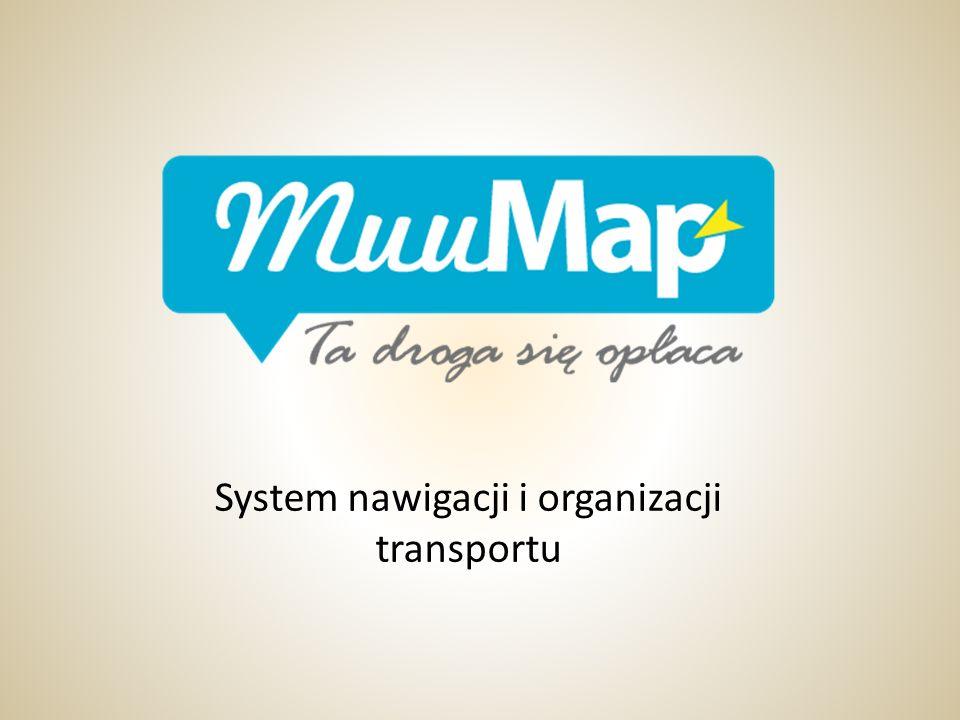 System nawigacji i organizacji transportu