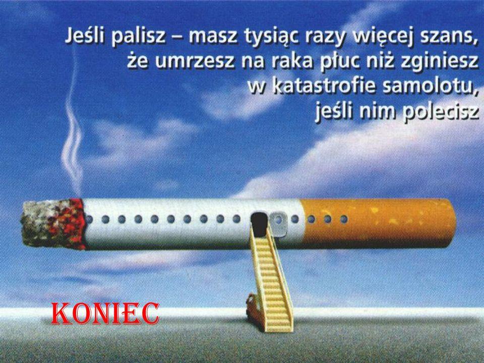 Gdy palacz nie pali: 20 minut: -Tętno obniża się oraz ciśnienie tętnicze krwi powraca do normy. 24 godzin: -Ryzyko ostrego zawału mięśnia sercowego zn