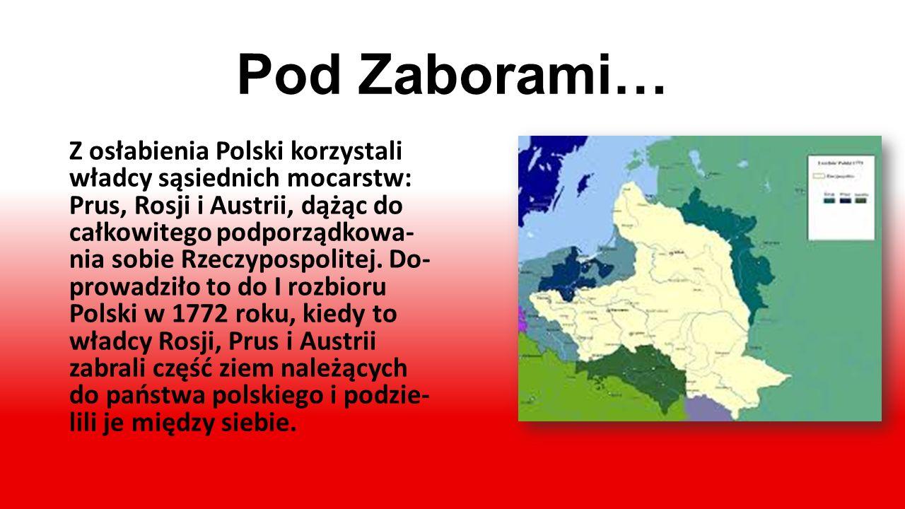 Rzeczpospolita Obojga Narodów Rozwijała się gospodarka i kwitła kultura - ten okres nazwano złotym wiekiem kultury polskiej. Związek z Litwą został za