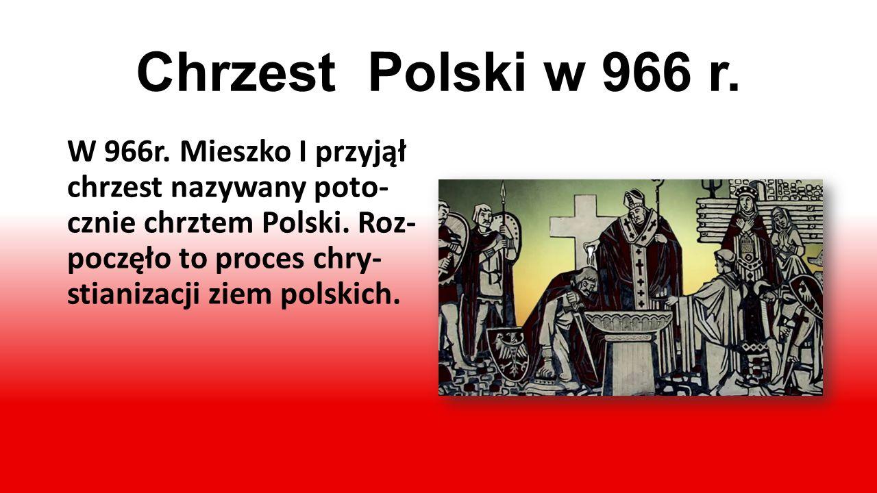 Tysiąclecie Państwa Polskiego Alicja Kostuń klasa 6a Szkoła Podstawowa nr 6 im. Tysiąclecia Państwa Polskiego ul. Wodna 5-7 58-100 Świdnica.