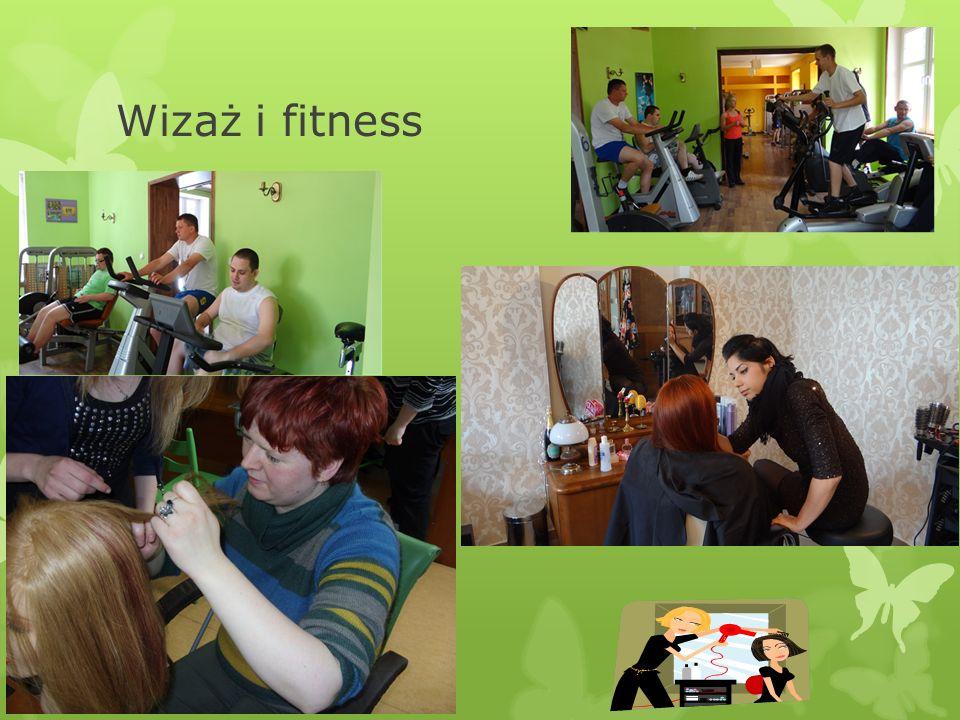 Wizaż i fitness