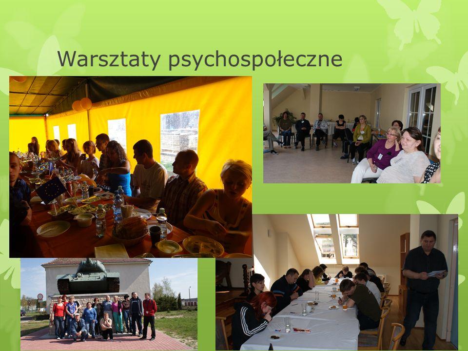 Warsztaty psychospołeczne