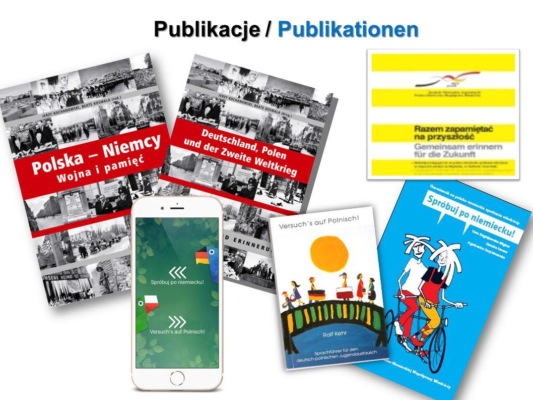 Publikacje / Publikationen