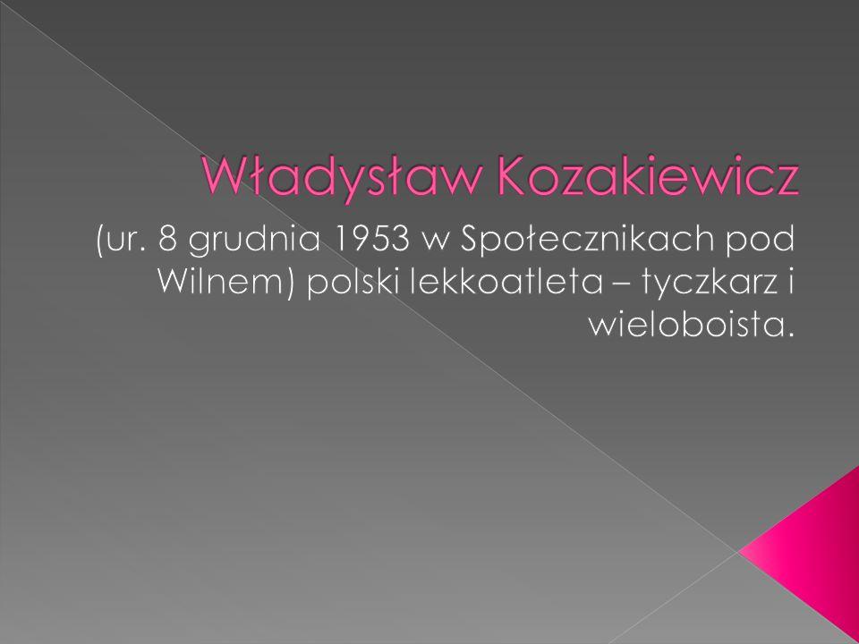  Mistrz olimpijski w skoku o tyczce w Moskwie w 1980 z wynikiem 578 cm – jednocześnie ustanawiając nowy rekord świata.