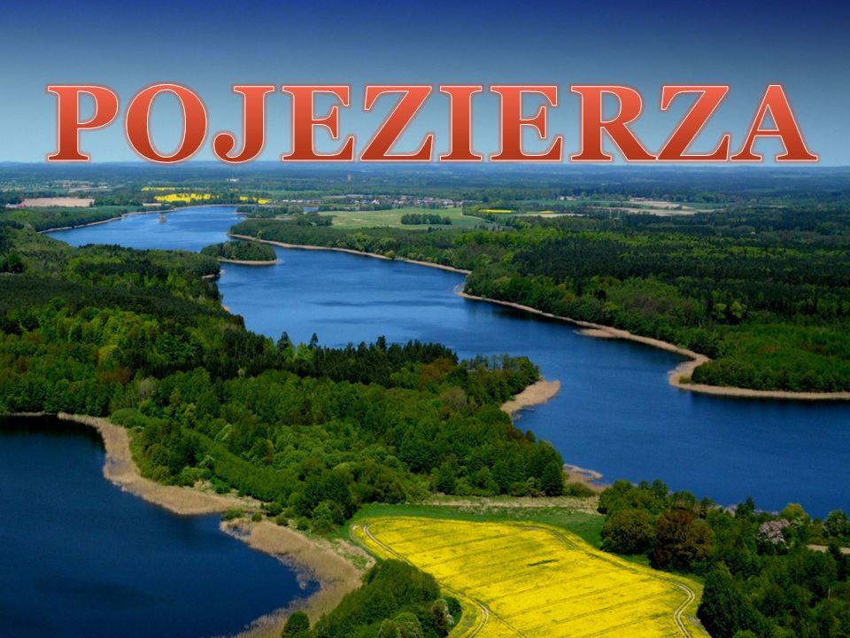 3.Pojezierze Wielkopolskie Pojezierze Wielkopolskie położone jest w zachodniej części Polski.