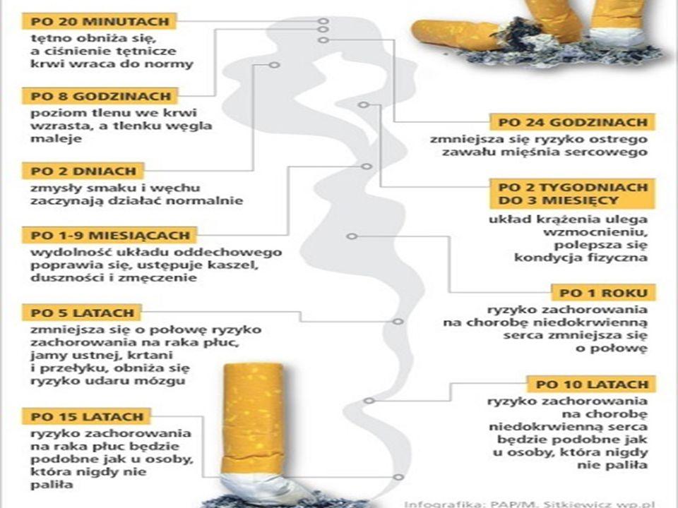 Będziesz trendy- palenie jest niemodne.