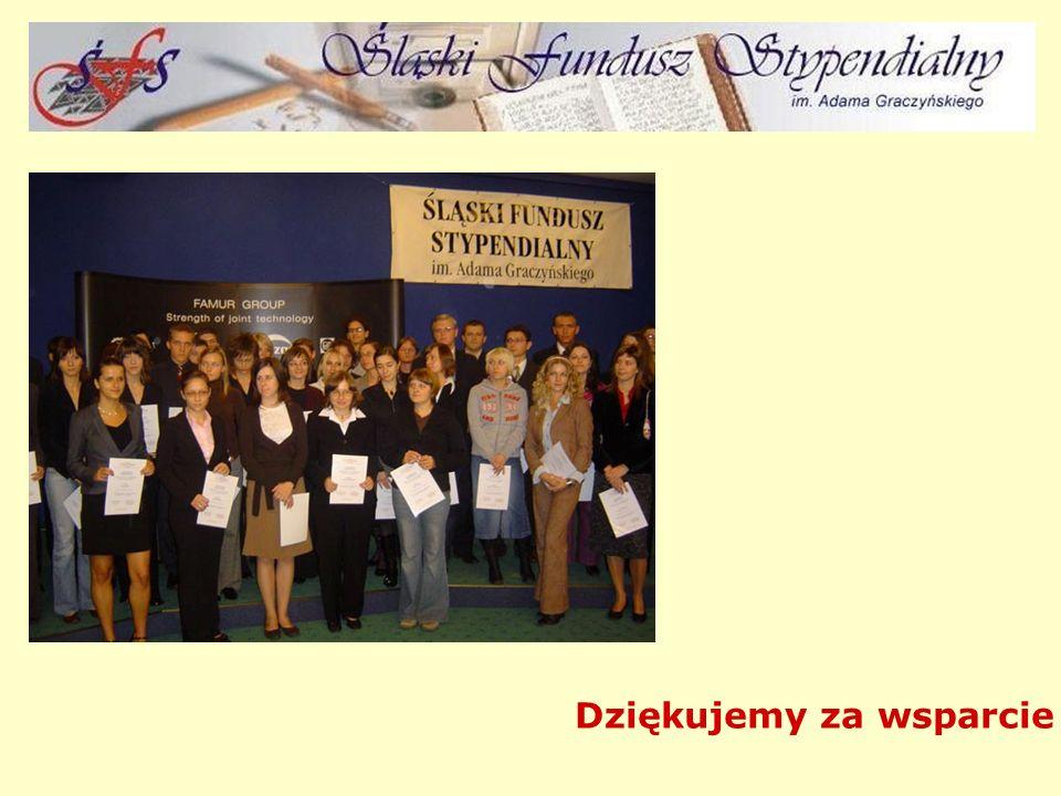 Wszystkie firmy oraz osoby prywatne, którym nie są obce sprawy śląskiej młodzieży zapraszamy do uczestniczenia w programach pomocowych organizowanych