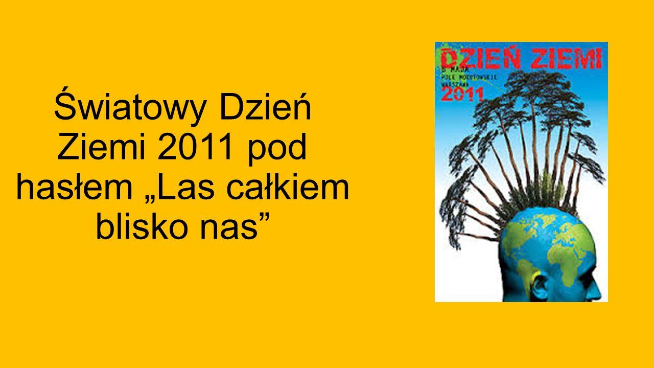 """Światowy Dzień Ziemi 2010 pod hasłem """"Różnorodność w nas bioróżnorodność wokół nas"""""""