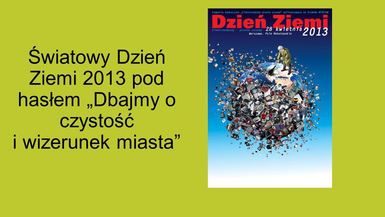 """Światowy Dzień Ziemi 2012 pod hasłem """"Dobra energia dla wszystkich"""""""