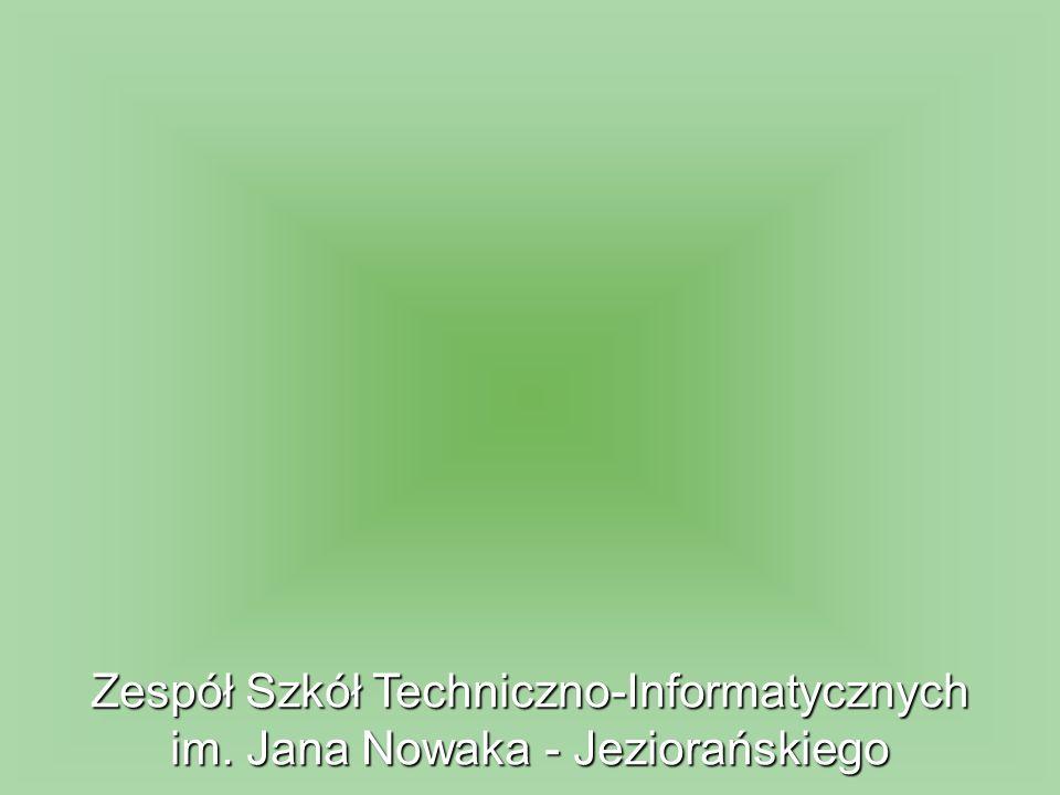 Zespół Szkół Techniczno-Informatycznych im. Jana Nowaka - Jeziorańskiego