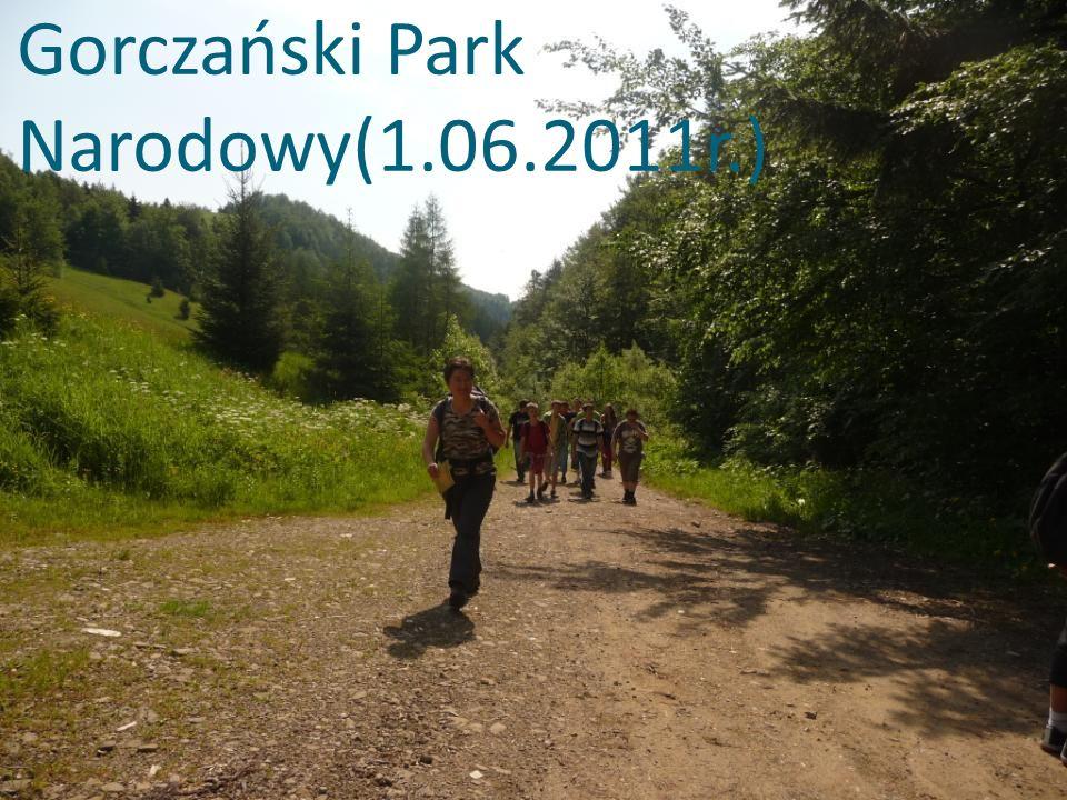 Gorczański Park Narodowy(1.06.2011r.)