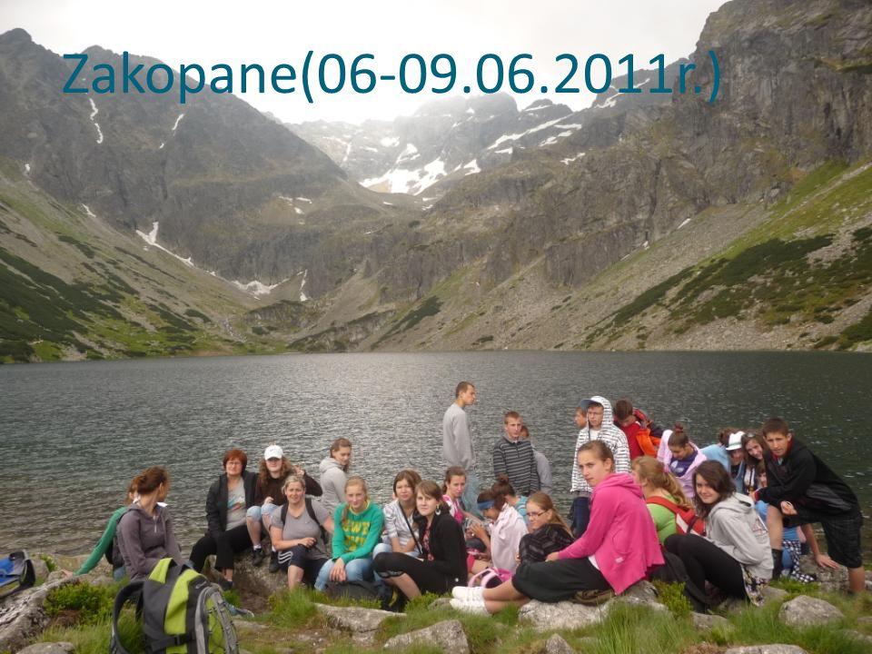 Zakopane(06-09.06.2011r.)
