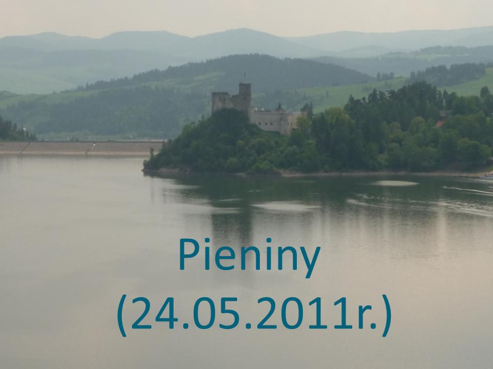 Pieniny (24.05.2011r.)