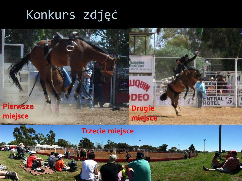 Konkurs zdjęć Pierwsze miejsce miejsce Drugie miejsce Trzecie miejsce