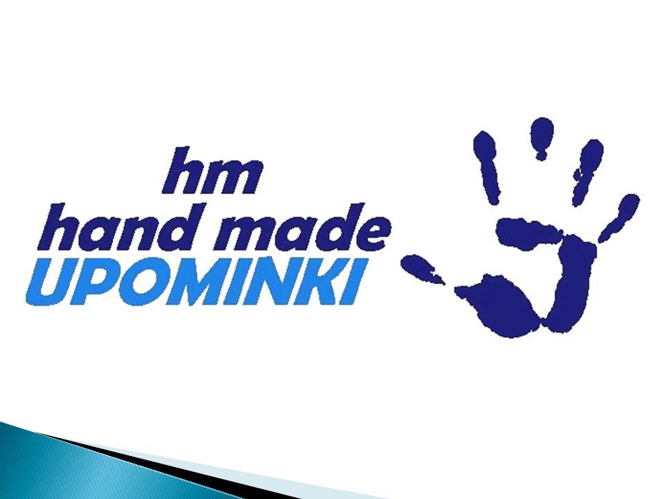 hm – hand made UPOMINKI to firma zajmująca się produkowaniem i sprzedażą szeroko pojętymi ręcznie robionymi upominkami okolicznościowymi.