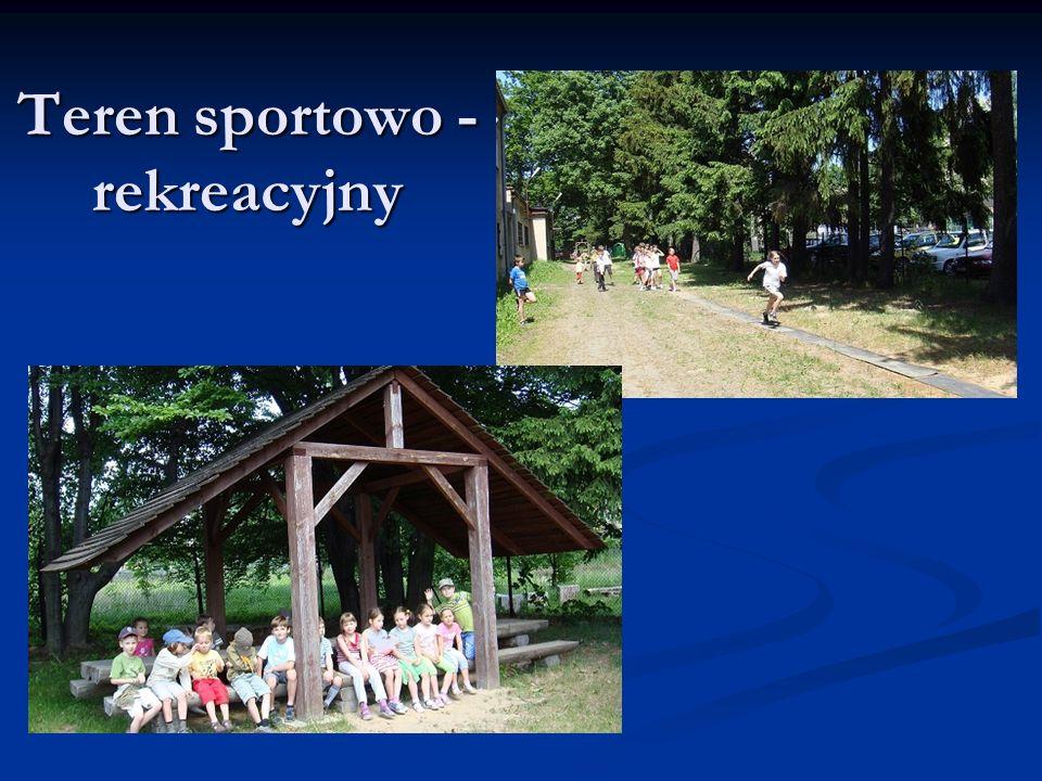 Teren sportowo - rekreacyjny