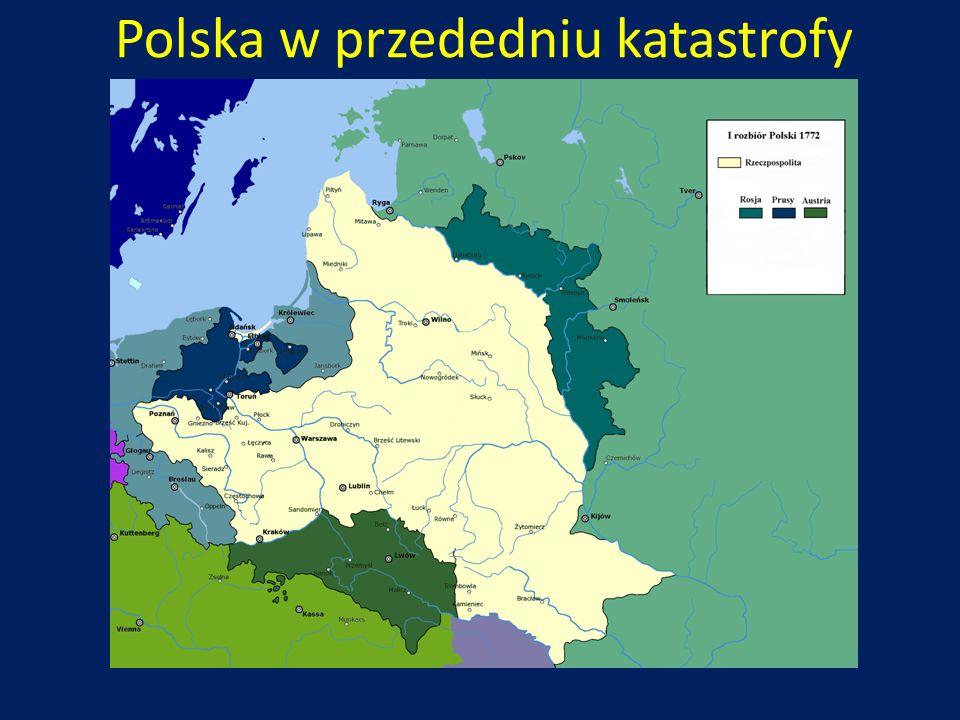 Polska w przededniu katastrofy