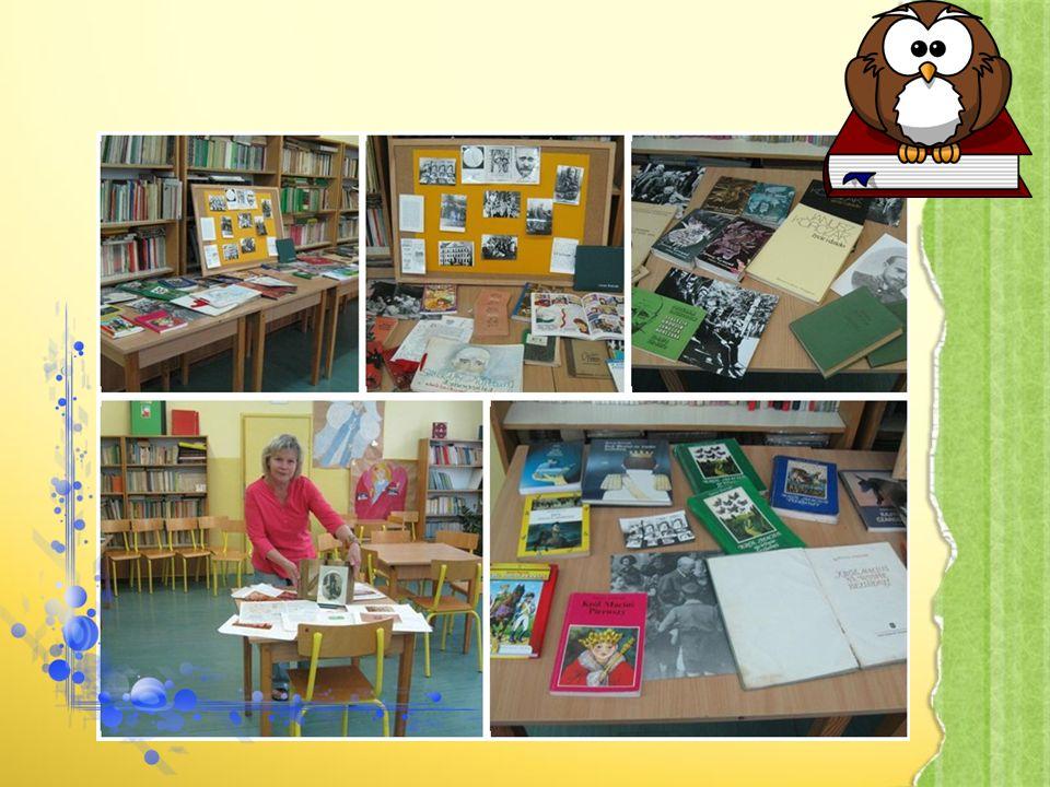 Mamy również przytulną bibliotekę, w której w 2007r.