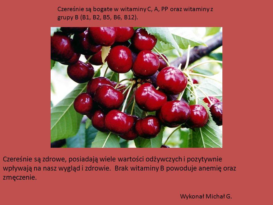Co możemy zrobić z owoców Wykonał Kacperek