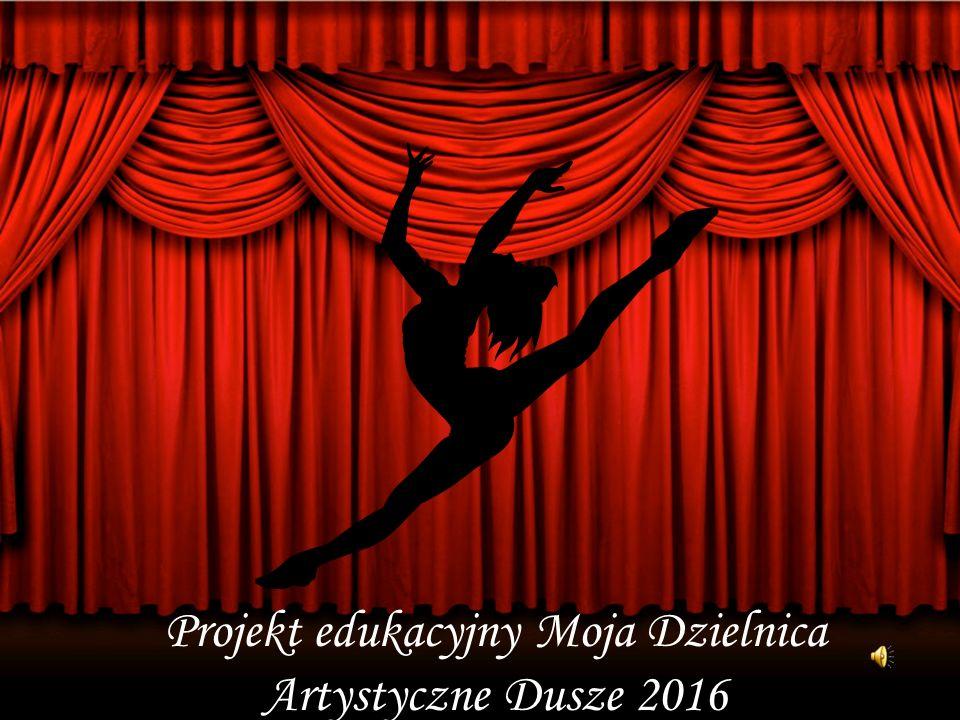 Martyna Roczkalska tancerka