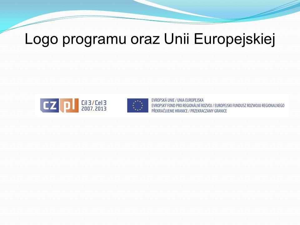 Logo, nazwa Programu, a także wizerunek graficzny służą do szybkiej identyfikacji programu wsparcia i stanowią istotny wkład na rzecz zwiększenia stopnia popularności wśród opinii publicznej.