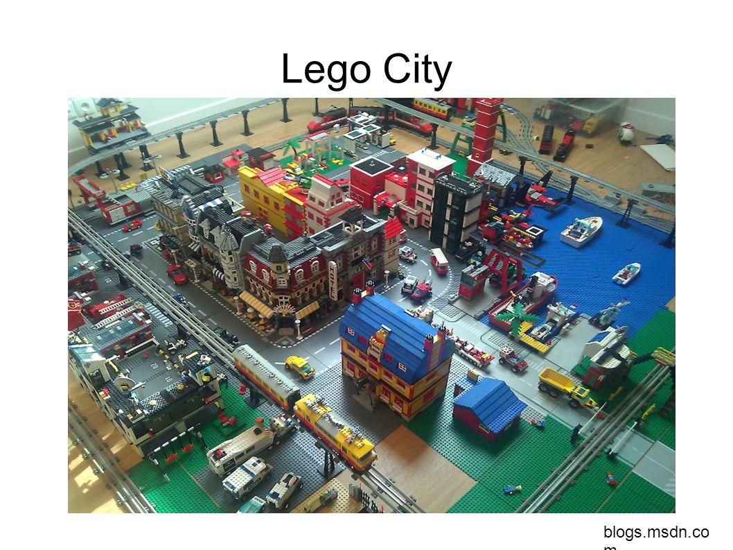 Lego City blogs.msdn.co m