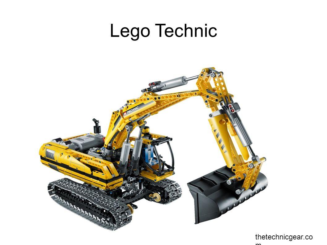 Lego Technic thetechnicgear.co m