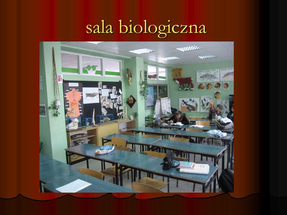 sala biologiczna sala biologiczna