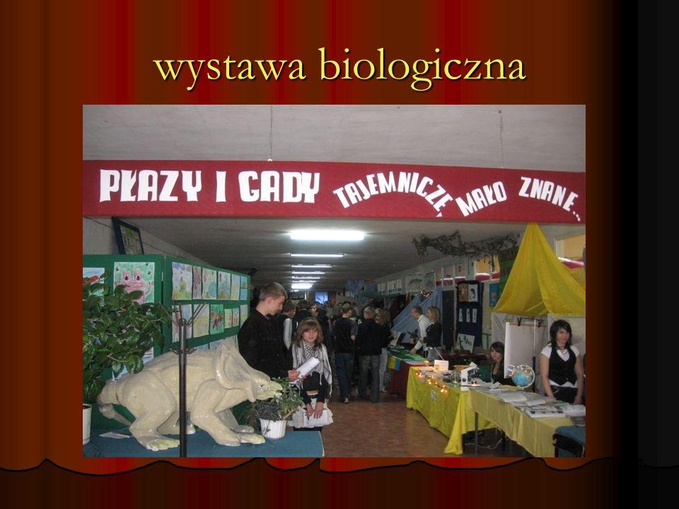 wystawa biologiczna