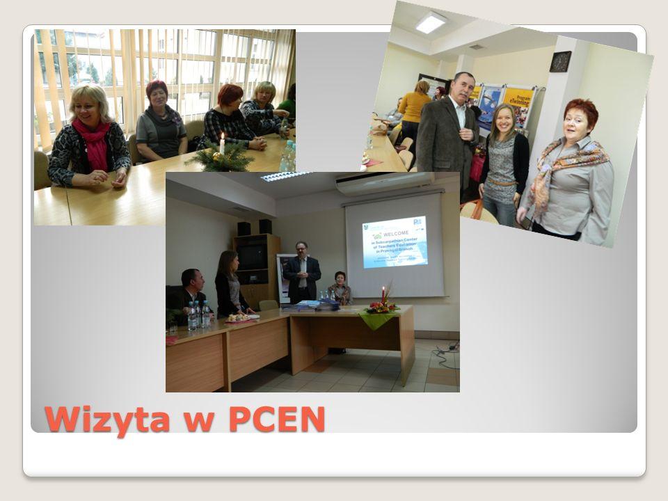 Wizyta w PCEN