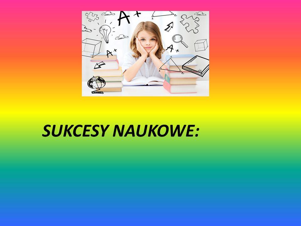 SUKCESY NAUKOWE: