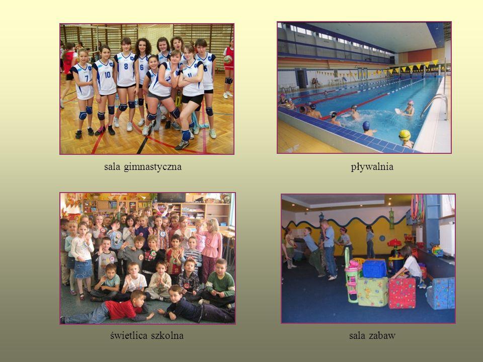 sala gimnastycznapływalnia świetlica szkolnasala zabaw
