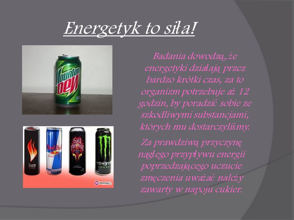 Energetyk to si ł a.