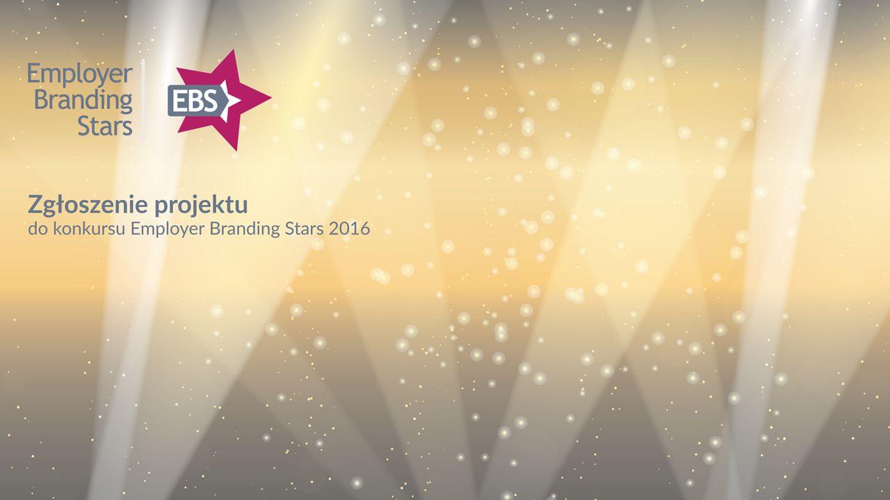 O konkursie Konkurs Employer Branding Stars (EBstars) jest organizowany przez Employer Branding Institute Sp.