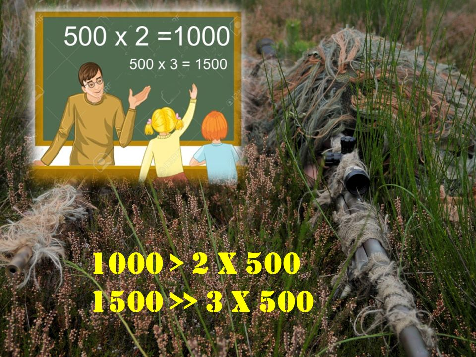 200 m 600 m 1200 m 308 Win, odległość (+10 m)