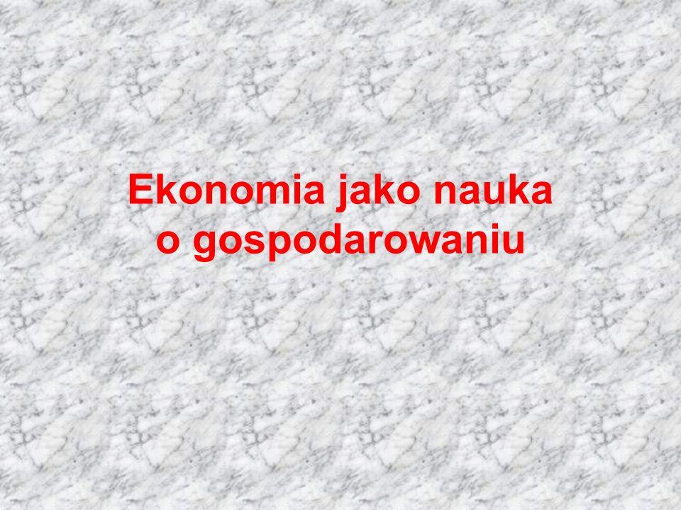 Plan wykładu 1.Historia dyscypliny naukowej 2.Definicja ekonomii 3.Cechy ekonomii 4.Podejścia stosowane w analizie ekonomicznej 5.Rodzaje ekonomii 6.Rodzaje czynników wytwórczych 7.Gospodarowanie jako proces dokonywania wyborów - rzadkość a możliwości produkcyjne