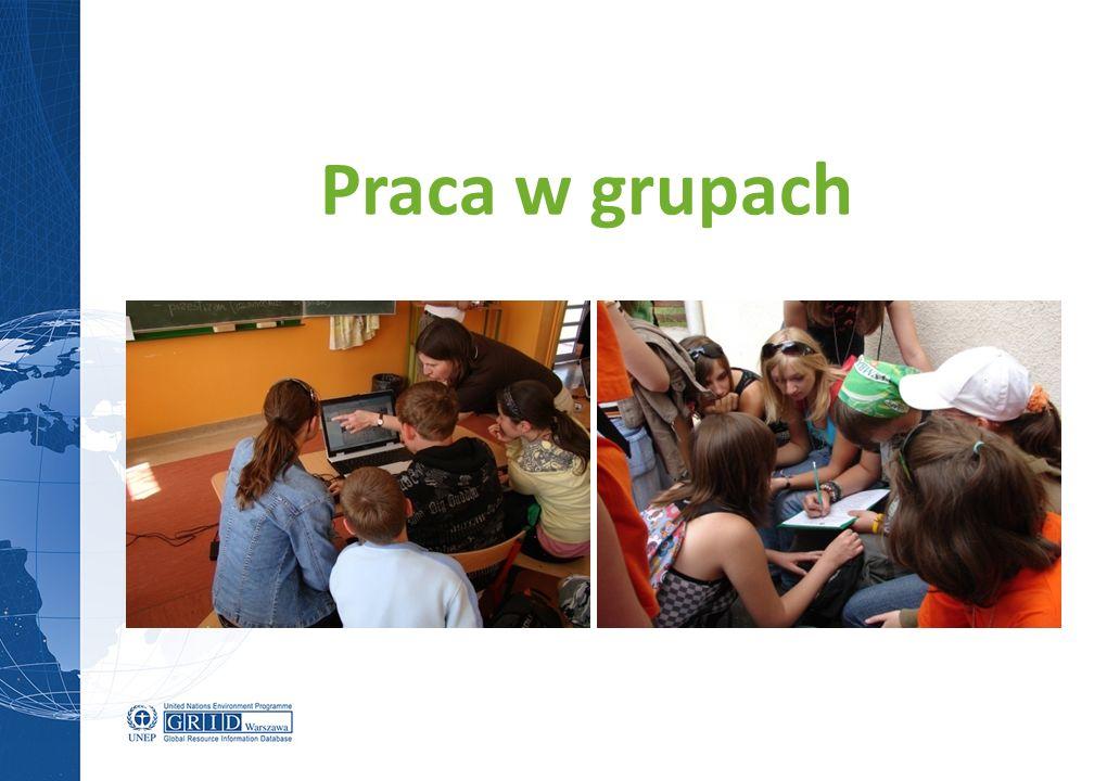 Praca w grupach