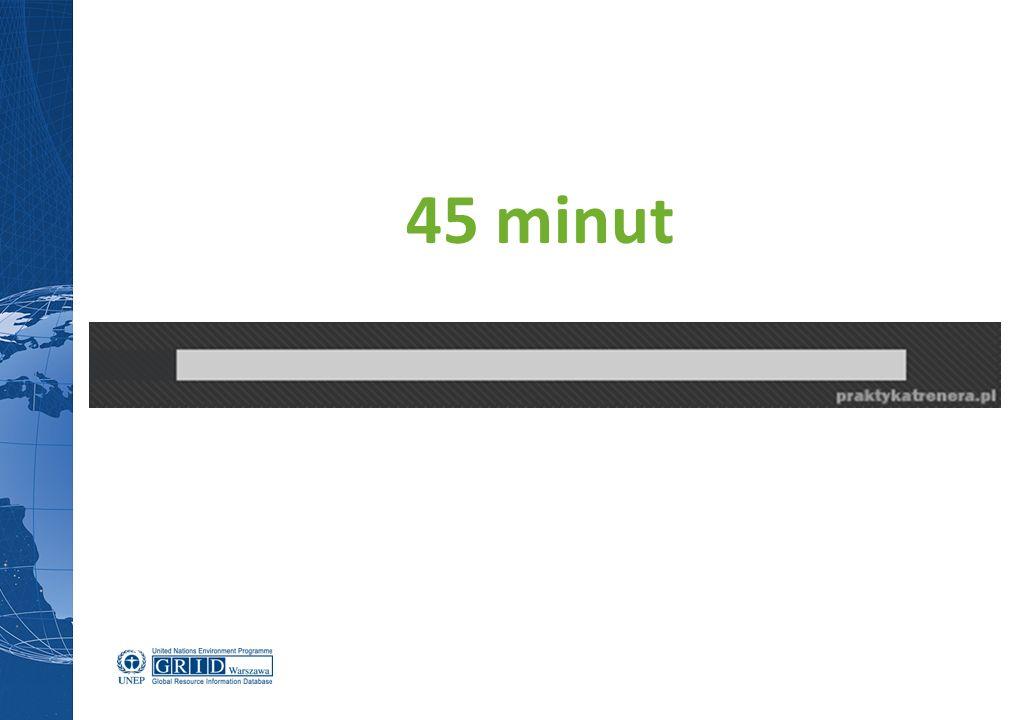 45 minut