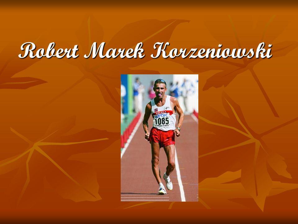 Robert Marek Korzeniowski