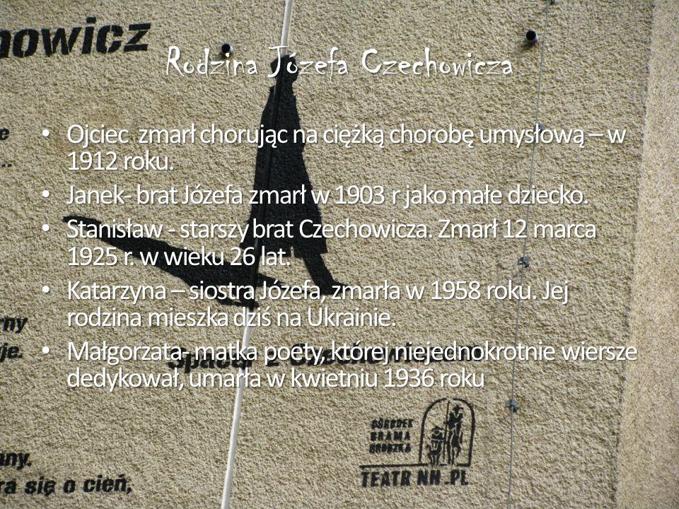 Wiersze Czechowicza LUBLIN Z DALA LUBLIN Z DALA Na wieży furgotał blaszany kogucik, Na wieży furgotał blaszany kogucik, na drugiej - zegar nucił.