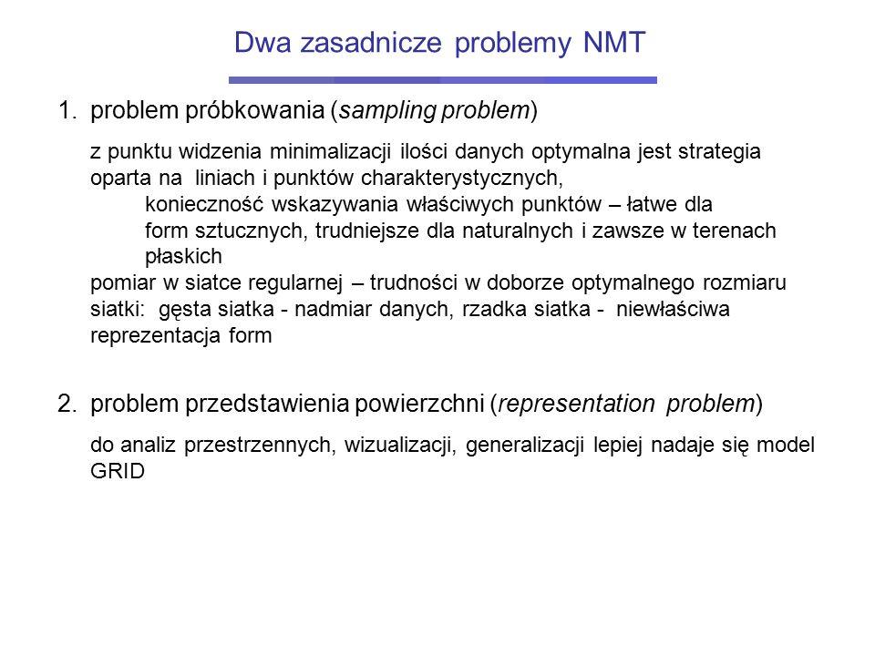 Struktura zapisu TIN b) punktowa