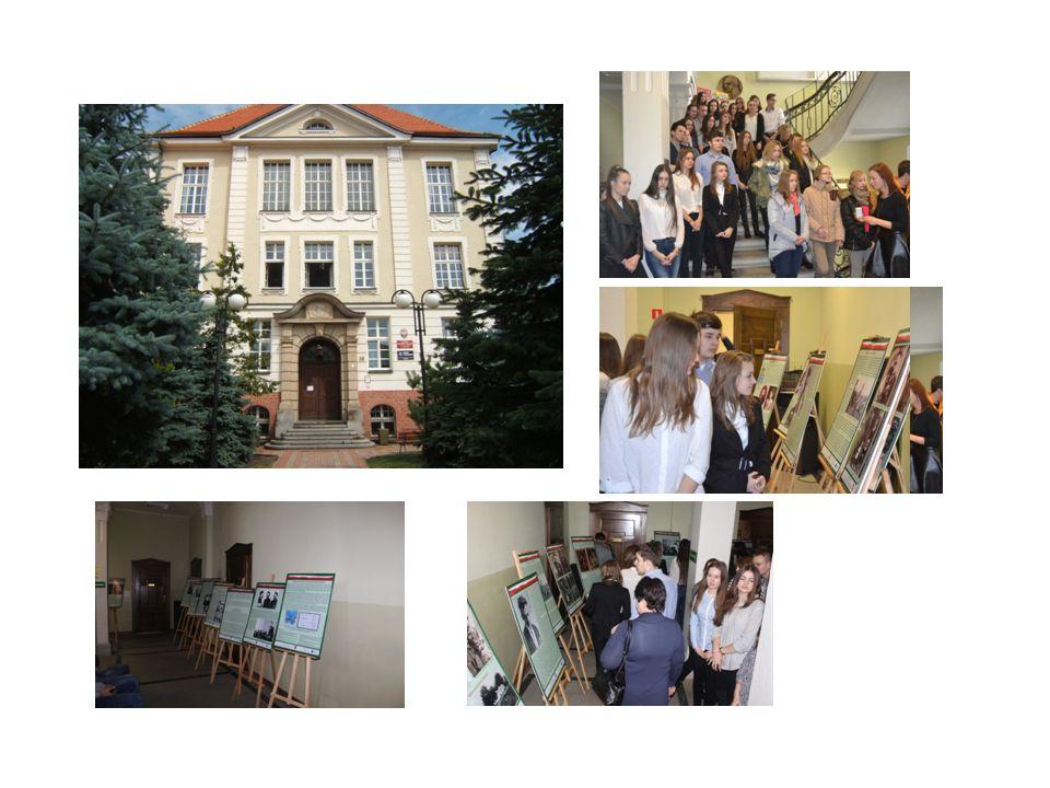 Następnie wystawa zawitała w mury liceów w: Jarocinie, Krotoszynie, Ostrowie Wlkp.