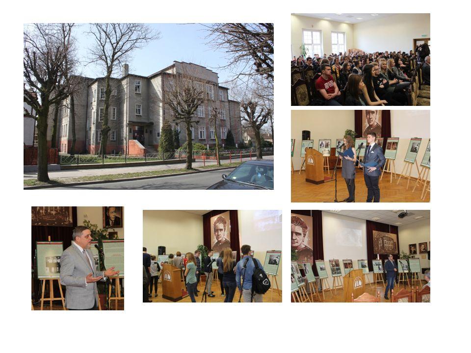W Rydzynie z wystawą mogli zapoznać się uczniowie i nauczyciele z zaprzyjaźnionej Szkoły Podstawowej im.