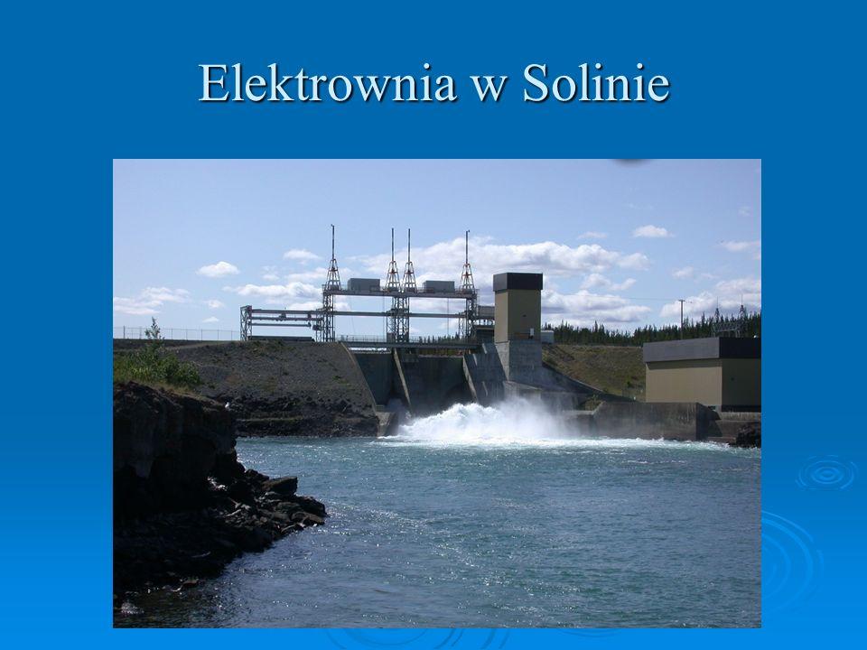 Elektrownia w Solinie