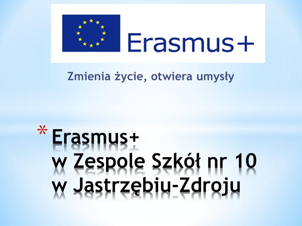 * Projekty: * Socrates – Comenius Projekt Rozwoju Szkół 2004-2007 * Comenius Partnerskie Projekty Szkół 2009-2011 oraz 2011-2013 * Indywidualne wyjazdy nauczycieli 2 nauczycieli - kurs językowy w Wielkiej Brytanii i Irlandii 1 nauczyciel - konferencja poświęcona inkluzji w Portugalii * Erasmus+ - Akcja KA1 - 2014-2016 Akcja KA2 - 2015-2017